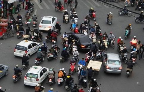 Việt Nam chưa có văn minh xe hơi?