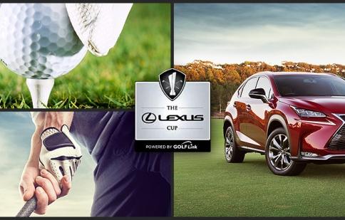 Lexus Việt Nam tổ chức giải golfer Lexus Cup 2015