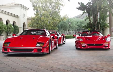 Những mẫu xe nhanh nhất đến từ châu Âu thập niên 90