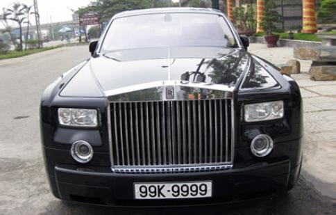 Những chiếc Rolls Royce phản chủ của đại gia