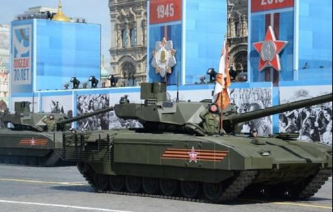 Điểm mặt dàn xe tăng hiện đại của Nga