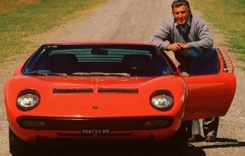 Cuộc đời của nhà sáng lập Lamborghini được tái hiện trên màn bạc