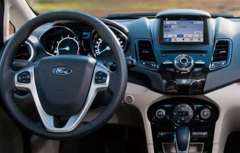 Ford phát triển hệ thống Sync 3 với phần mềm tích hợp Android và iOS