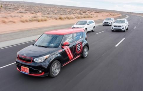 KIA nâng cấp hệ thống hỗ trợ lái thông minh