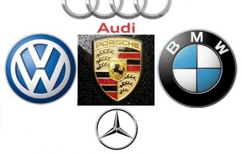 """5 thương hiệu ô tô """"nức tiếng"""" của Đức"""