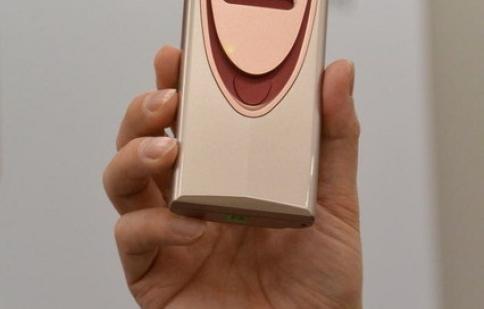 Honda giới thiệu sáng chế máy kiểm tra nồng độ cồn bỏ túi