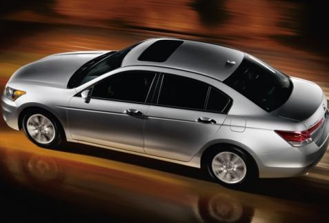 Honda Accord 2011 Sự đột phá làm nên phong cách