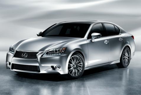 """Lexus GS 350 2013 """"chiến sĩ"""" mới trong phân khúc Sedan hạng sang"""