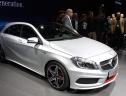 Mercedes  A class: tái định nghĩa xe nhỏ hạng sang