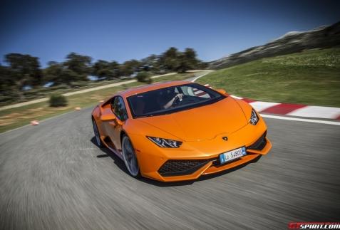 Huracan: Cơn cuồng phong đến từ Lamborghini