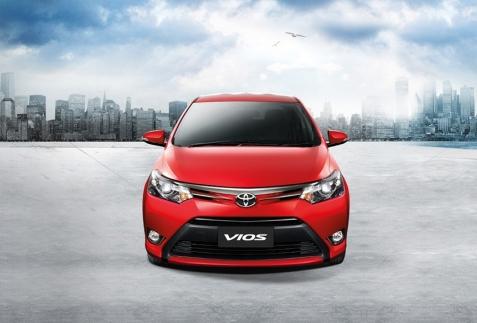 Toyota Vios 2014 và sự lột xác ấn tượng