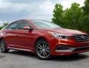 Hyundai Sonata 2015: Đối thủ mạnh trong phân khúc sedan cỡ trung