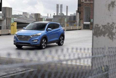 Đi tìm sự hấp dẫn của Hyundai Tucson 2016