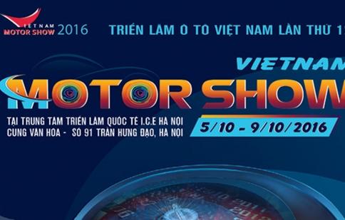 Vietnam Motor Show 2016