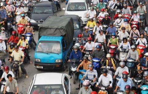Đề xuất chủ ôtô phải có chỗ đỗ mới được đăng ký xe