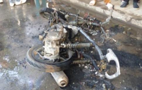 Honda giải trình nguyên nhân gây cháy, nổ xe