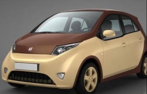 Nga sắp tung ra thị trường mẫu xe hybrid đầu tiên