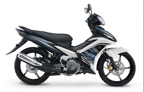"""""""Trình làng"""" Yamaha Jupiter MX 2013"""