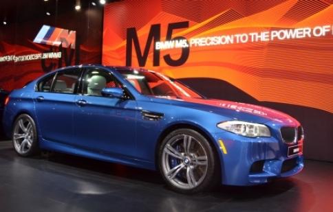 BMW F10M M5 2013 chỉ có ở Mỹ