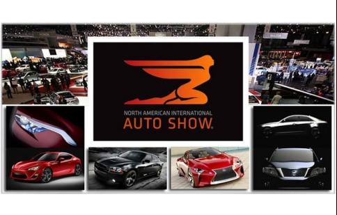 Detroit 2012: Khi các hãng xe cạnh tranh bằng lời nói
