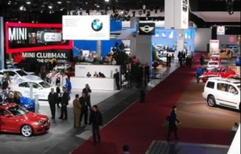 Doanh số bán ôtô toàn cầu có thể tăng trong 2012