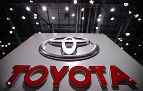 Toyota tuột mất ngôi vương