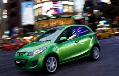 VinaMazda giảm giá cuối năm cho xe Mazda2