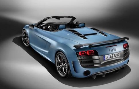 Audi R8 GT Spyder 2012 cực