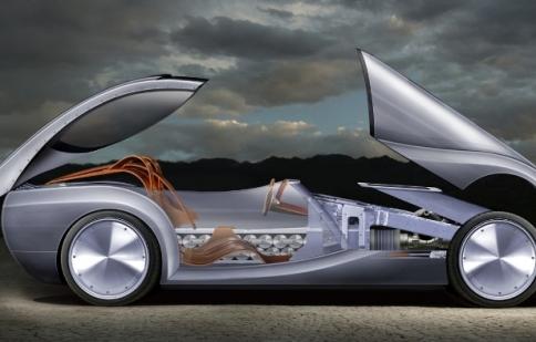 Roadster chạy bằng điện gây chú ý tại Geneva