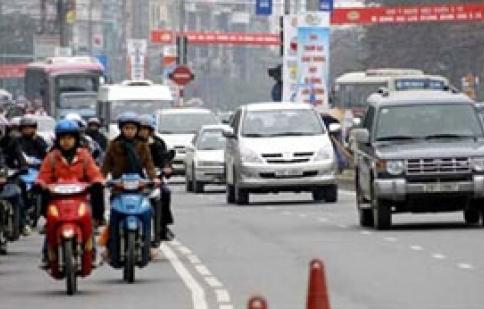 Thị trường ô tô, xe máy, điện máy tiêu thụ èo uột