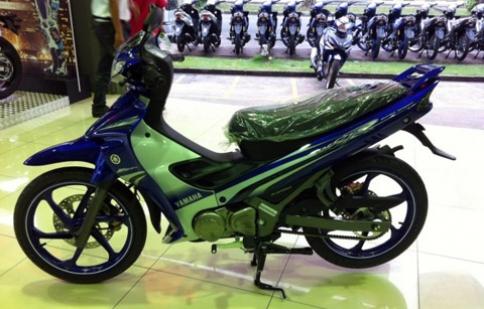 Yamaha ra mắt phiên bản motoGP 2012 tại Malaysia