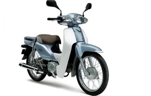 """Huyền thoại"" Honda Super Cub trở lại"