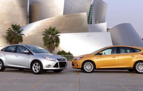 """10 mẫu xe """"hot"""" nhất thị trường Mỹ tháng 2"""