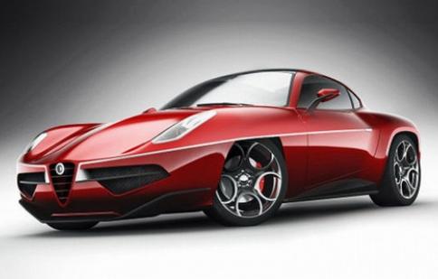 2012 Disco Volante concept - siêu phẩm mới của người Ý