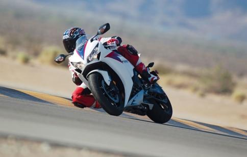Honda CBR1000RR ra mắt phiên bản 2012