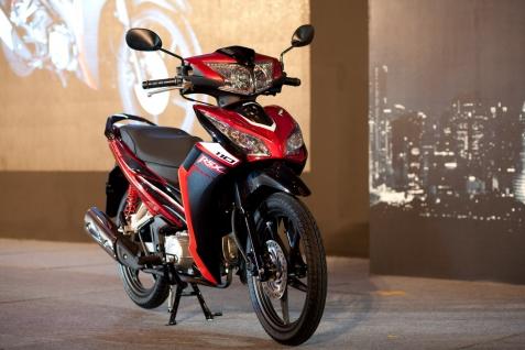 Honda Việt Nam ra mắt Wave 110RSX hoàn toàn mới