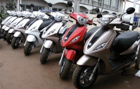 Piaggio Việt Nam ra mắt nhà máy động cơ mới