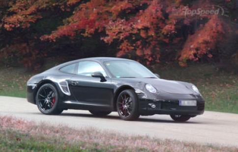 Porsche tuyên bố tiếp tục nâng cấp