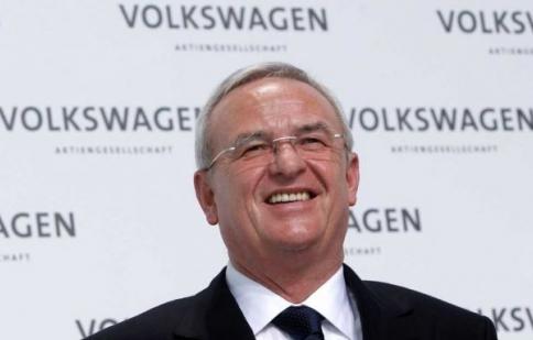 """CEO Volkswagen nhận lương """"khủng"""" trong năm 2011"""