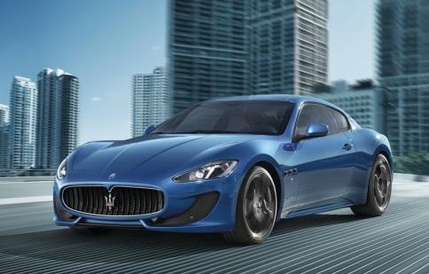 Maserati dữ dội hơn với GranTurismo Sport