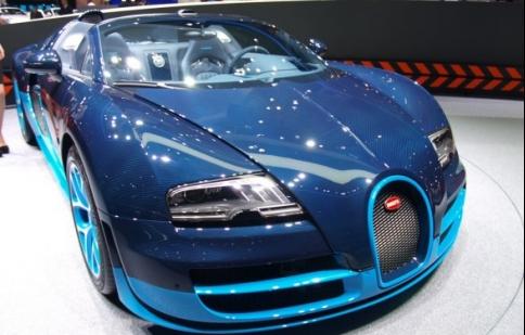 Vài mẫu xe đáng chú ý tại Geneva Motor Show 2012