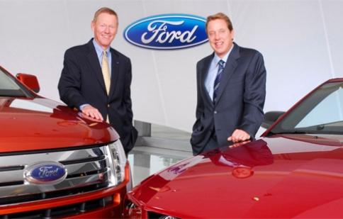 Bí ẩn sự hồi sinh của Ford Motor