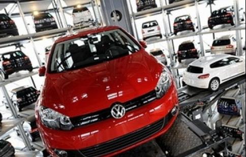 Doanh số xe hơi mới ở châu Âu giảm 9,7% tháng 2