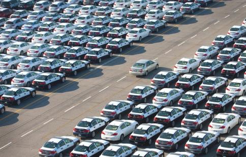 Doanh số xe hơi tháng 2 tại châu Âu suy giảm