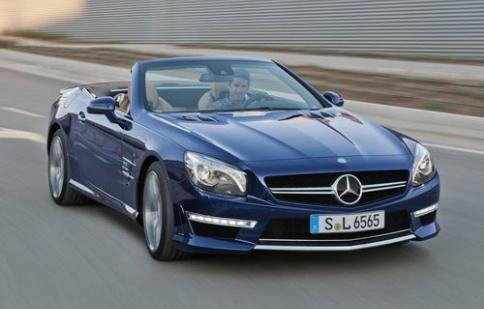 Mercedes-Benz chính thức giới thiệu SL65 AMG
