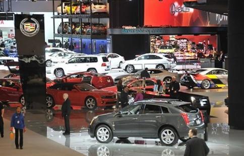 Thị trường xe thế giới 2012 sẽ khủng hoảng thừa?