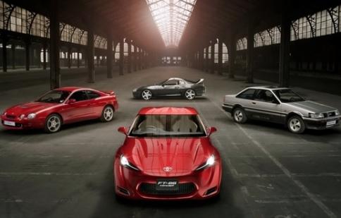 Toyota FT-86 sắp cập bến Việt Nam với giá từ 80.000 USD