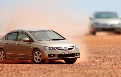 Honda Việt Nam hỗ trợ phí trước bạ khi mua xe Civic