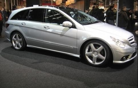 Mercedes-Benz bỏ R-Class khỏi dòng sản phẩm ở Mỹ