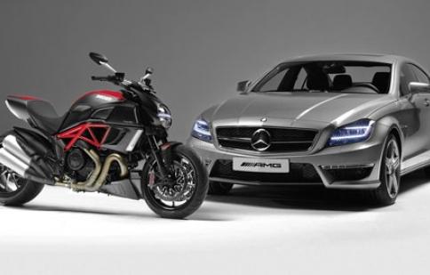 Daimler phủ nhận tin đồn thôn tính Ducati